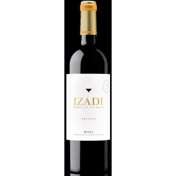 Izadi Crianza 2012, Rioja, 1,5 l