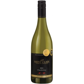 Marlborough Premium Chardonnay 2012, Saint Clair Family Estate