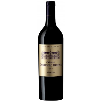 Chateau Cantenac Brown 2013, Margaux