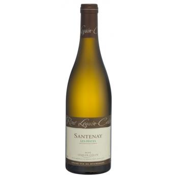 """Santenay blanc ,,Les Hates"""" 2014, Domaine Lequin - Colin"""