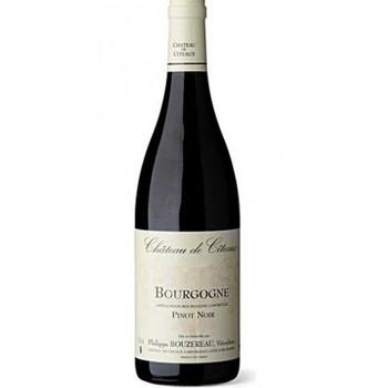 Bourgogne Pinot Noir 2015, Philippe Bouzereau