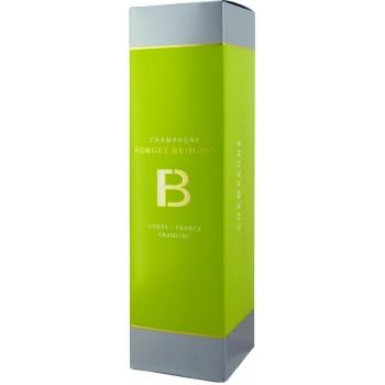 Dárkový box - Forget Brimont Blanc de Blancs Grand Cru