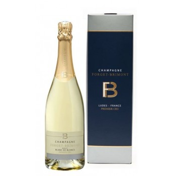 Forget Brimont 1er Cru Brut Blanc de Blancs - Dárkové balení