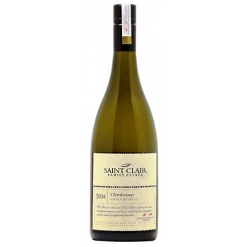 Omaka Chardonnay Reserve 2016, Saint Clair Family Estate