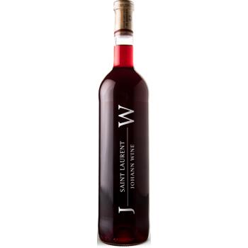 Saint Laurent 2015, zemské, suché, Vinařství Johann W - Třebívlice