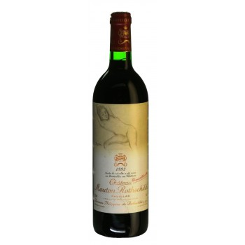 Chateau Mouton Rothschild 1993, Pauillac