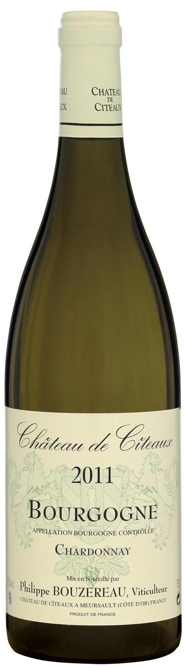 Bourgogne Chardonnay 2017, Philippe Bouzereau, Bourgogne