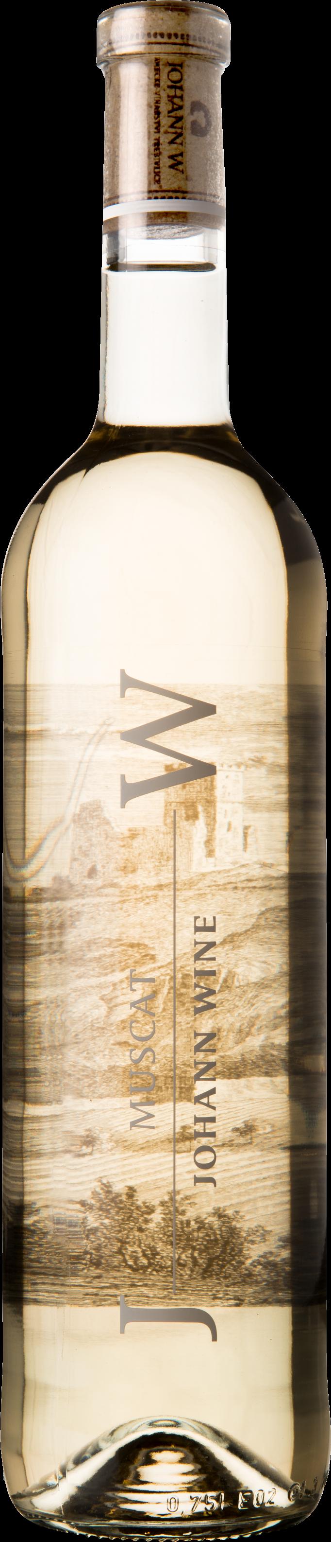 Muscat, zemské, suché, Vinařství Johann W - Třebívlice