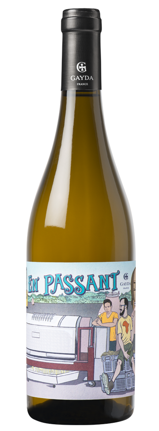 En Passant Blanc IGP Pays D´Oc 2017, Domaine Gayda