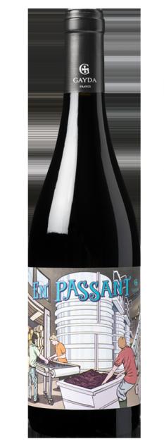 En Passant Rouge IGP Pays D´Oc 2016, Domaine Gayda