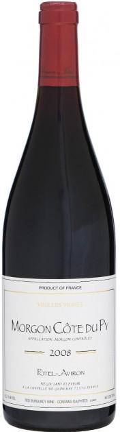 Morgon Cotes du Py Vieilles Vignes 2016, Potel Aviron