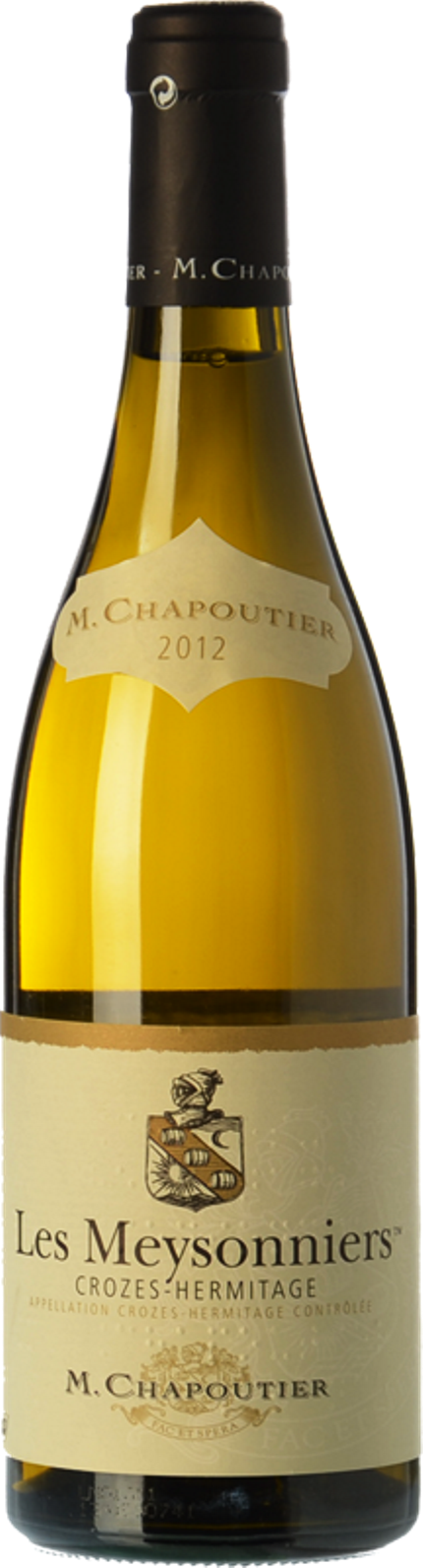 Crozes Hermitage AOC Meysonniers blanc 2017 BIO, M. Chapoutier