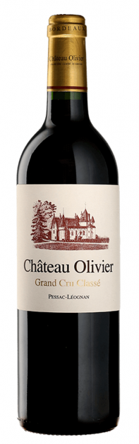 Chateau Olivier 2015 red, Pessac - Léognan