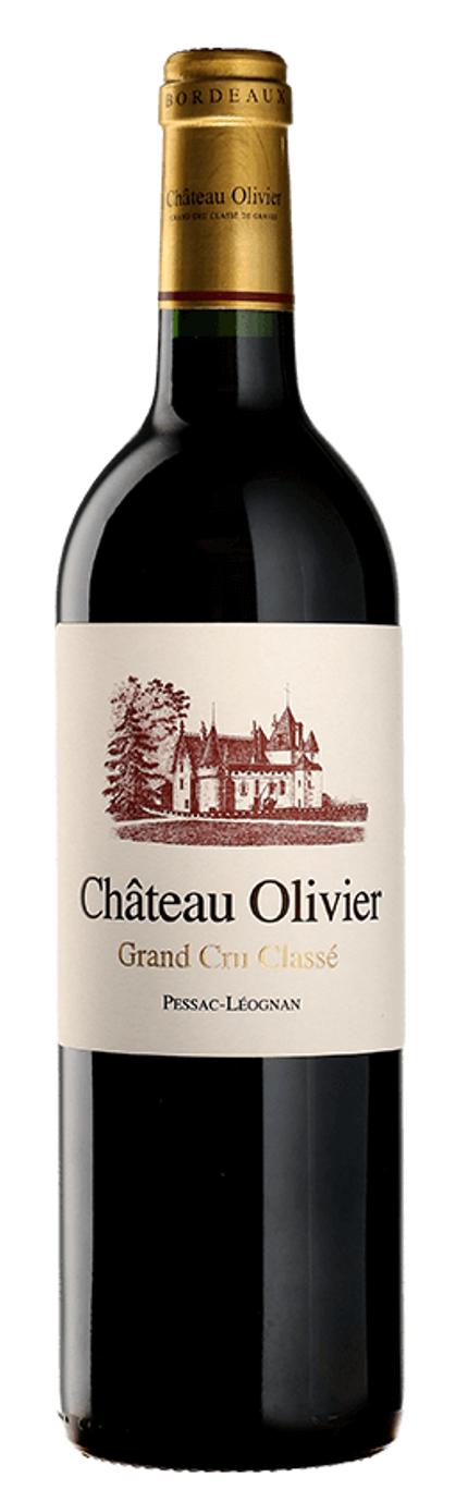 Chateau Olivier 1990 red, 1,5 l, Pessac - Léognan