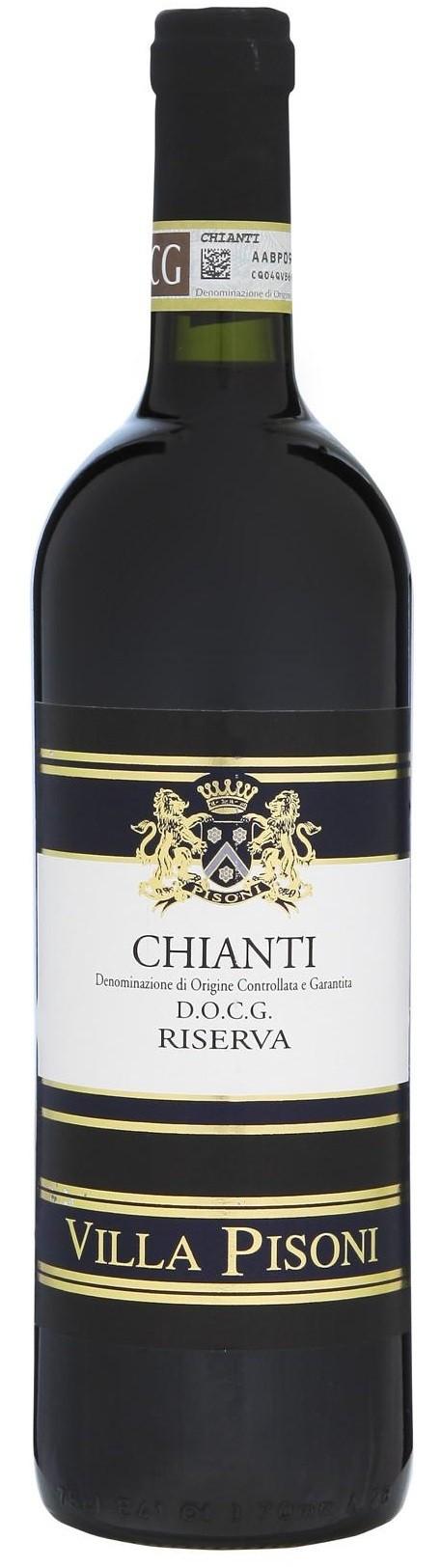 Chianti 2015, DOCG Villa Pisoni, Toscana