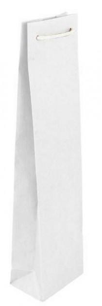 Papírová taška Bologna - bílá