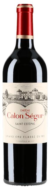 Chateau Calon Ségur 2004, Saint Estéphe
