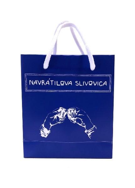 Dárková taška - Navrátilova slivovica