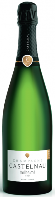 Champagne De Castelnau Millésime 2004, 1,5 l