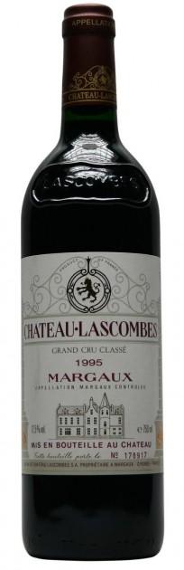 Chateau Lascombes 1989, Margaux