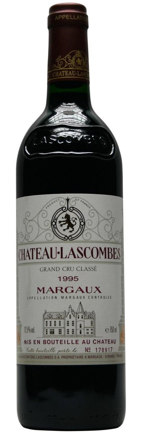 Chateau Lascombes 1990, Margaux