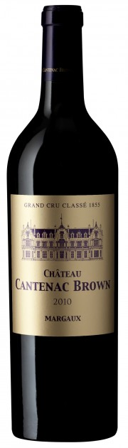 Chateau Cantenac Brown 1989, Margaux