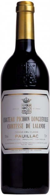 Chateau Pichon Comtesse de Lalande 1986, Pauillac