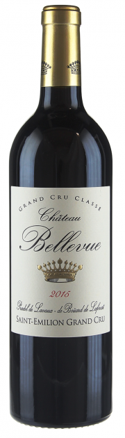 Chateau Bellevue Grand Cru 2012, Saint Émilion
