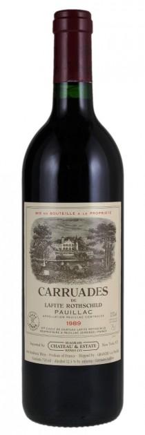 Carruades de Chateau Lafite 1989, 1,5 l, Magnum, Pauillac
