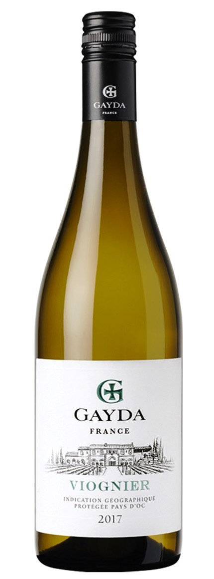 Viognier IGP Pays D´Oc 2017, Domaine Gayda