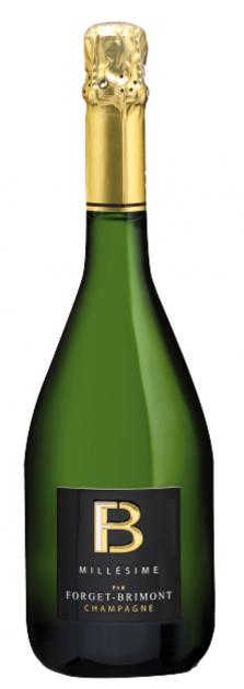 Forget Brimont Cuvée Prestige Millésime 1er Cru 2007, Brut