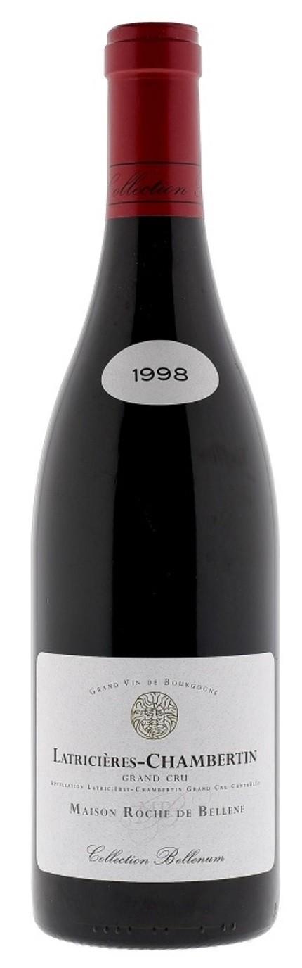 Latricieres Chambertin Grand Cru 2000, Collection Bellenum