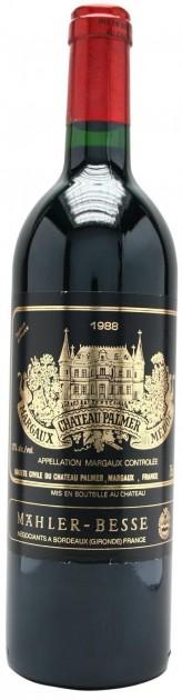 Chateau Palmer 1979, Margaux