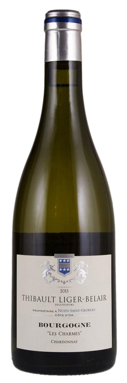 """Bourgogne Chardonnay AOC ,,Les Charmes"""" 2015 white, Thibault Liger Belair"""