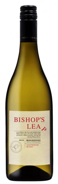 Bishop´s Leap Sauvignon blanc 2018, Saint Clair Family Estate