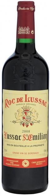 Roc de Lussac 2016, Lussac Saint - Émilion