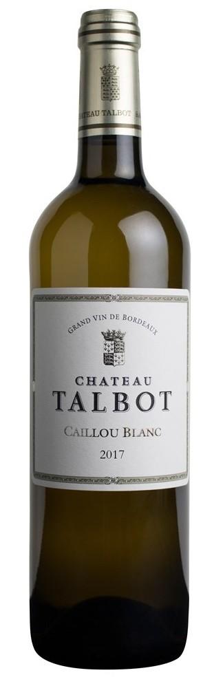 Caillou Blanc de Talbot 2017, Bordeaux