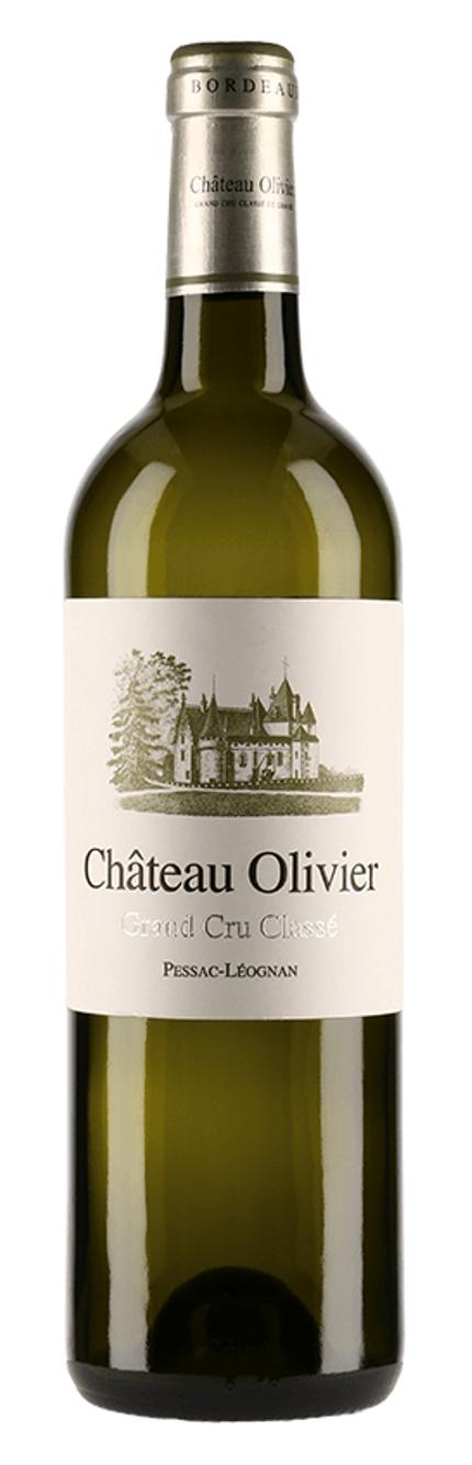 Chateau Olivier blanc 2017, Pessac - Léognan