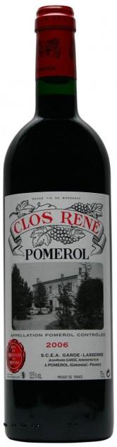 Chateau Clos Rene 2016, Pomerol
