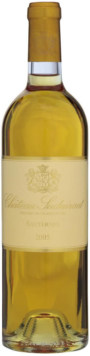 Chateau Suduiraut 2016, Sauternes
