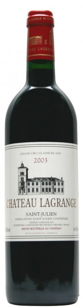 Chateau Lagrange 2016, Saint Julien