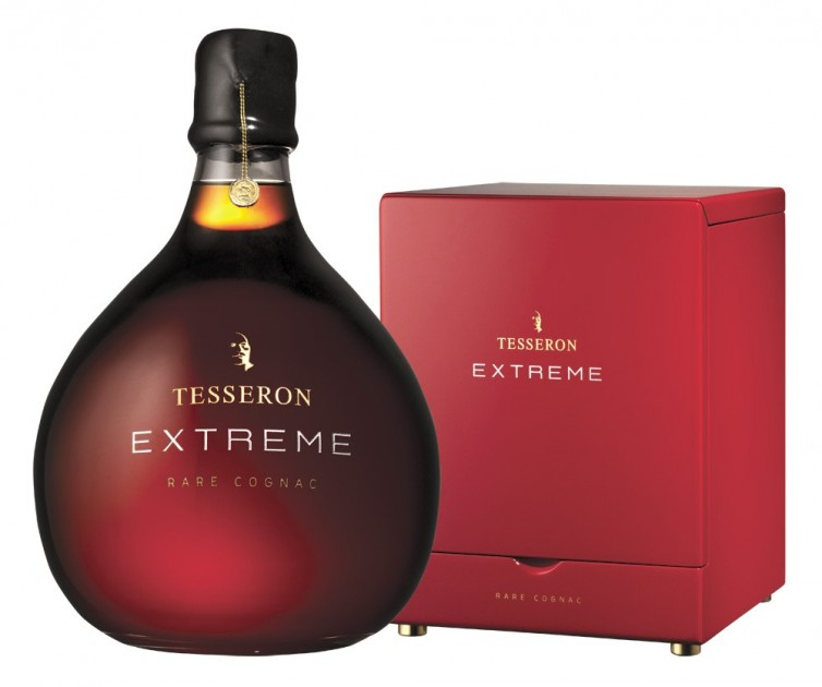 Tesseron Coffret Extreme Rouge, 40%, 1,75 l