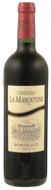 Chateau la Maroutine red 2016, 0,375 l, Bordeaux AOC