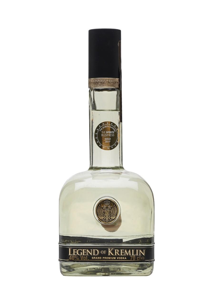 Vodka KREMLIN, 40%, 0,7 l