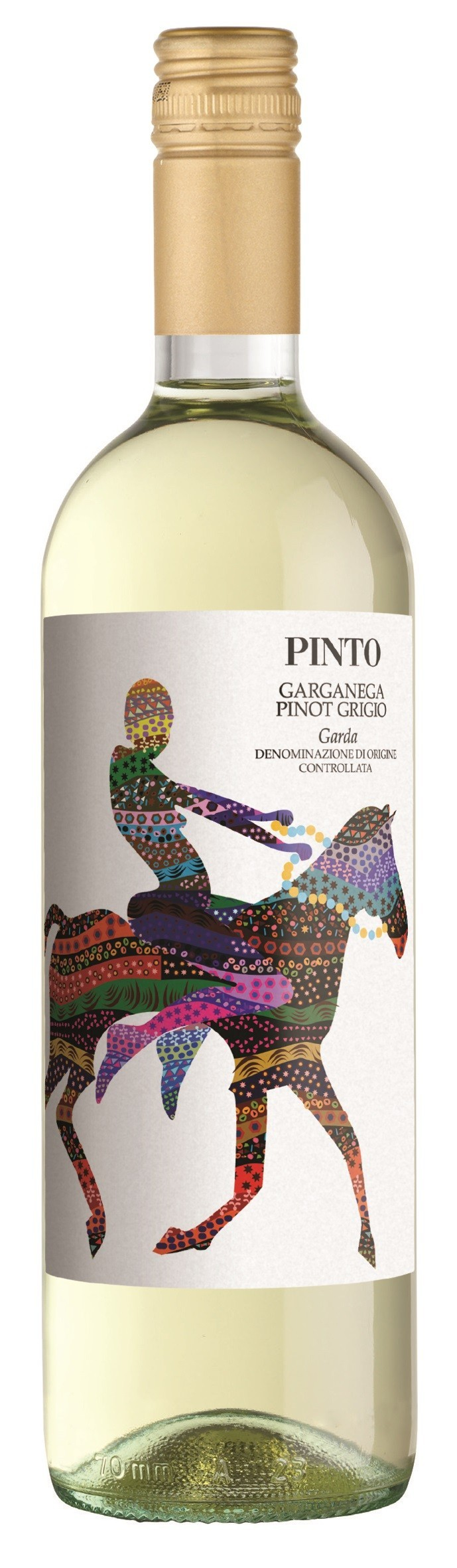 Pinot Grigio PINTO DOC Garganega 2018