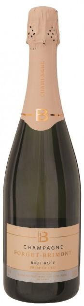 Forget Brimont 1er Cru Rosé Brut, 0,375 l