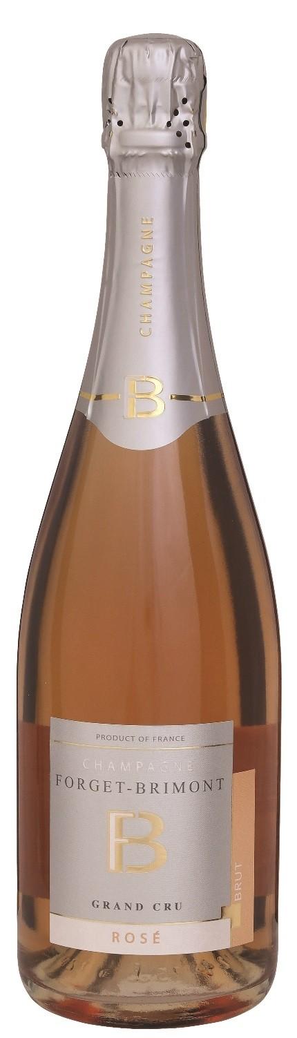 Forget Brimont Grand Cru Brut Rosé
