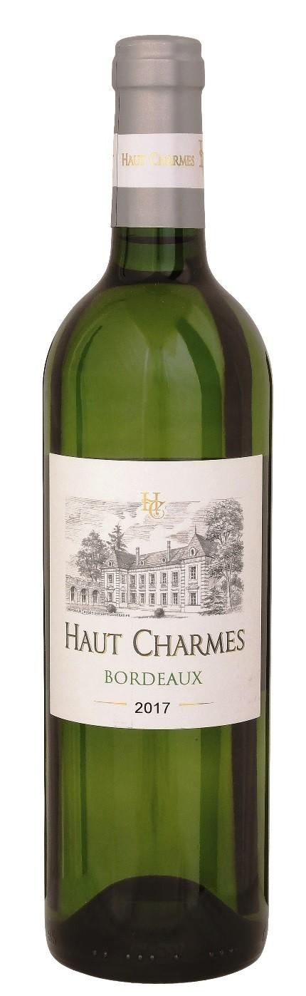 Haut Charmes 2017 BLC, Bordeaux Blanc