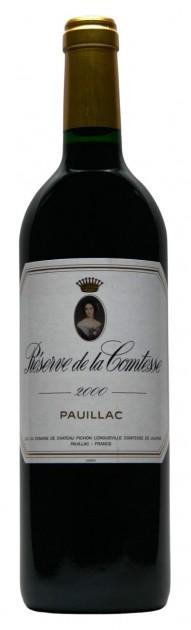 Reserve de la Comtesse 2012, Pauillac