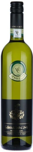 Veltlínské zelené klasik VOC 2018, suché, Vinařství Piálek & Jäger